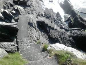 ireland steps